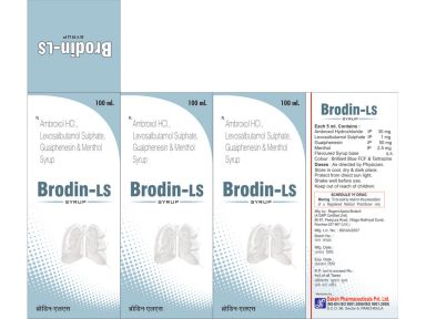 BRODIN(TM) - LS - Daksh Pharmaceuticals Private Limited