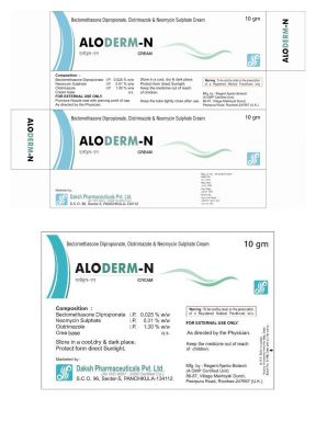 ALODERM - N - Daksh Pharmaceuticals Private Limited