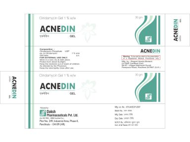 ACNEDIN - Daksh Pharmaceuticals Private Limited