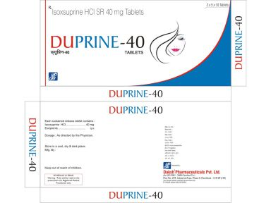 DUPRINE - 40 - Daksh Pharmaceuticals Private Limited