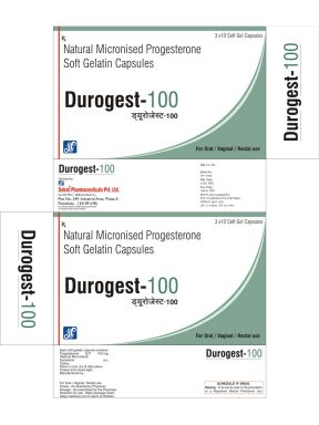 DUROGEST - 100 - Daksh Pharmaceuticals Private Limited