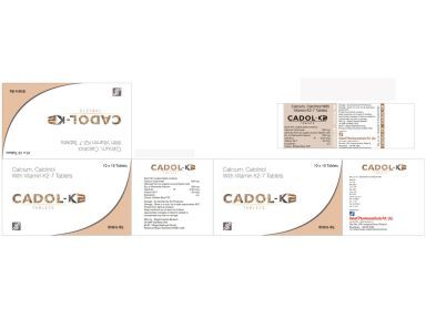 CADOL - K2 - Daksh Pharmaceuticals Private Limited