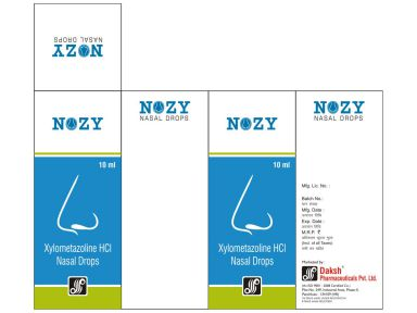 NOZY - Daksh Pharmaceuticals Private Limited