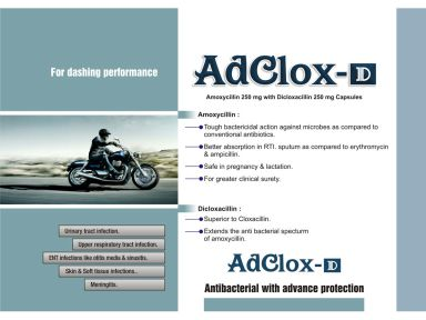 ADCLOX(TM) - D - Daksh Pharmaceuticals Private Limited